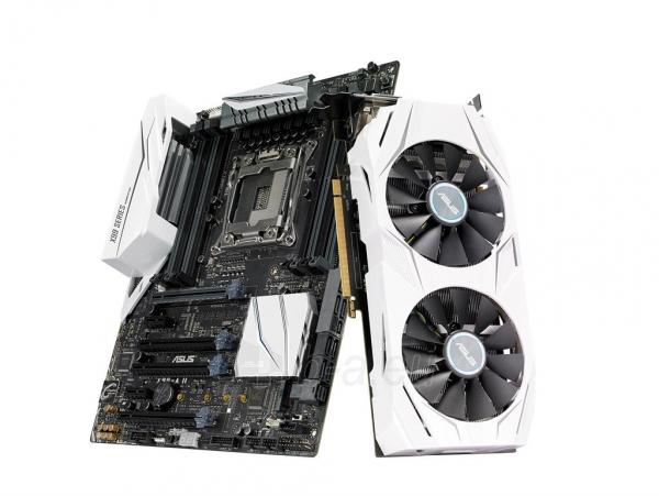 Vaizdo plokštė ASUS GeForce GTX 1060, 6GB GDDR5 (192 Bit), 2xHDMI, DVI, 2xDP Paveikslėlis 6 iš 7 310820045939