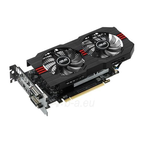 Vaizdo plokštė ASUS R7360-OC-2GD5-V2 2xDVI HDMI DP 2G Paveikslėlis 1 iš 1 310820015794