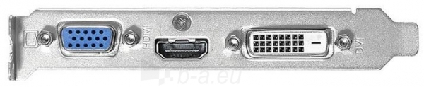 ASUS Radeon R7 240, 2GB DDR3 (128Bit), HDMI, DVI Paveikslėlis 3 iš 3 250255061193