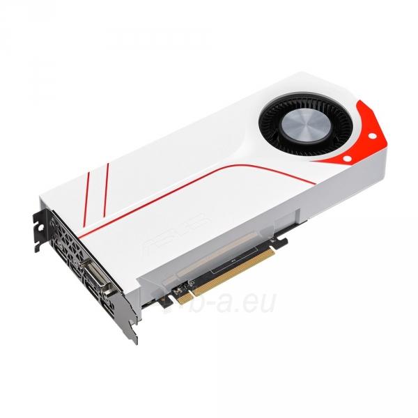 Vaizdo plokštė ASUS TURBO-GTX960-OC-4GD5 4GB GDDR5 128 Paveikslėlis 1 iš 1 310820015824