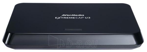 Vaizdo plokštė AVerMedia ExtremeCap U3 Paveikslėlis 2 iš 4 250255061505