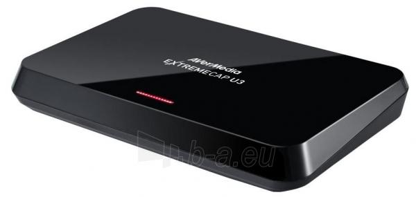 Vaizdo plokštė AVerMedia ExtremeCap U3 Paveikslėlis 3 iš 4 250255061505