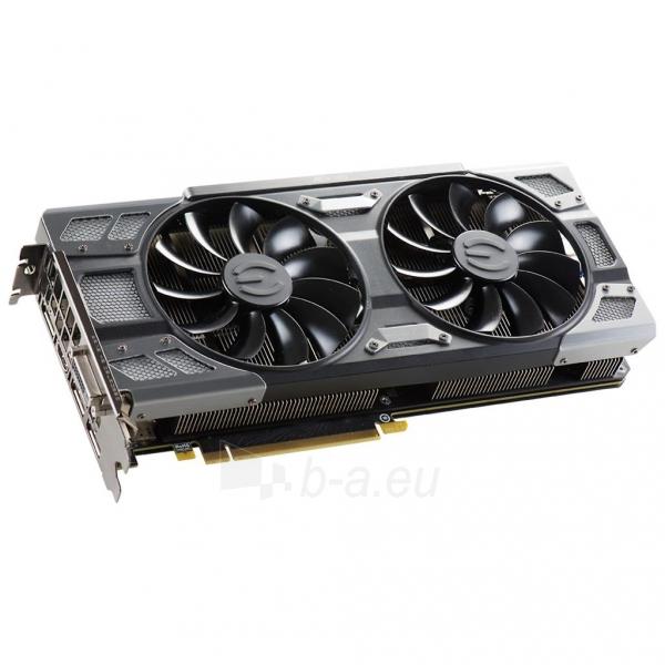 Vaizdo plokštė EVGA GeForce GTX 1080 FTW GAMING ACX 3.0, 8GB GDDR5X (256 Bit), HDMI, DVI, 3xDP Paveikslėlis 4 iš 8 310820047108