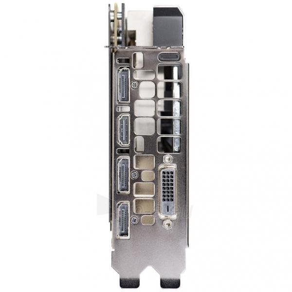 Vaizdo plokštė EVGA GeForce GTX 1080 FTW GAMING ACX 3.0, 8GB GDDR5X (256 Bit), HDMI, DVI, 3xDP Paveikslėlis 5 iš 8 310820047108