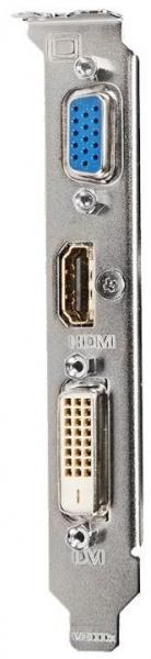 Gigabyte GeForce GT 730, 2GB DDR3 (64 Bit), HDMI, DVI, D-Sub Paveikslėlis 2 iš 2 250255061243