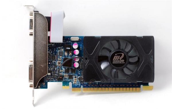 Vaizdo plokštė Inno3D GeForce GT 730, 2GB GDDR5 (64 Bit), HDMI, DVI, D-Sub Paveikslėlis 2 iš 2 310820045972