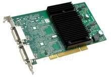 MATROX P690 PCI 128MB 2X DVI/VGA PASSIVE Paveikslėlis 1 iš 1 250255060476