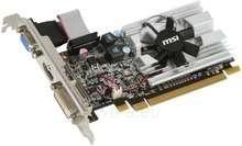 Vaizdo plokštė MSI HD6450 PCIE 1GB GDDR-3 DVI/HDMI LP Paveikslėlis 1 iš 1 250255060653