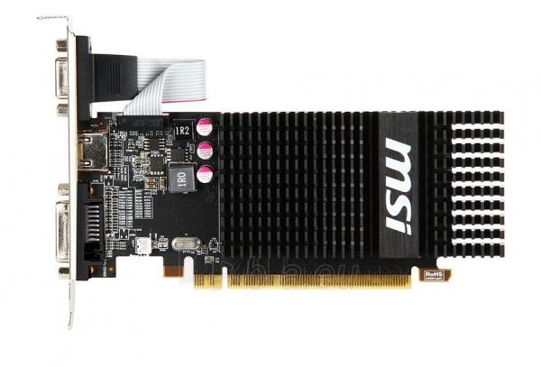 Vaizdo plokštė MSI Radeon R5 230, 2GB GDDR3 (64 Bit), HDMI, DVI, D-Sub Paveikslėlis 1 iš 3 310820011592