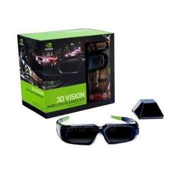 NVIDIA GEFORCE 3D VISION + DUKE NUKEM FOREVER Paveikslėlis 1 iš 1 250255060568