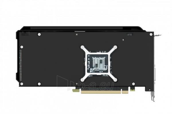 Vaizdo plokštė PALIT GeForce GTX 1060 JetStream, 6GB GDDR5 (192 Bit), HDMI, DVI, 3xDP Paveikslėlis 7 iš 10 310820045332