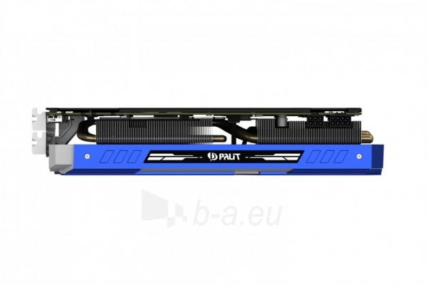 Vaizdo plokštė PALIT GeForce GTX 1080 GameRock, 8GB GDDR5X (256 Bit), HDMI, DVI, 3xDP Paveikslėlis 8 iš 9 310820045336