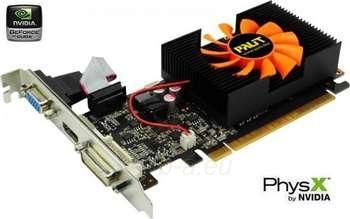 Vaizdo plokštė PALIT GT620 PCIE 2GB SD3 VGA/DVI/HDMI LP Paveikslėlis 1 iš 1 250255060645