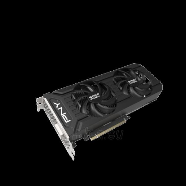 Vaizdo plokštė PNY GeForce GTX 1070 TI Twin Fan, 8GB GDDR5
