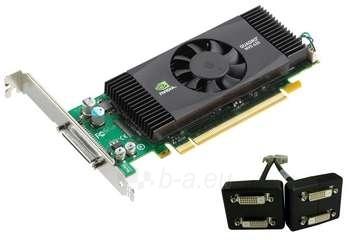 PNY QUADRO NVS 420 PCIE 512M 4X DP/DVI-D Paveikslėlis 1 iš 1 250255060237