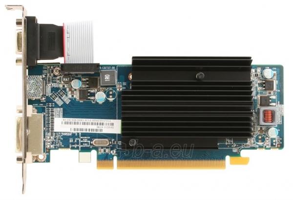 Vaizdo plokštė Sapphire Radeon R5 230, 2GB DDR3 (64 Bit), HDMI, DVI, VGA, LITE Paveikslėlis 2 iš 3 250255061343