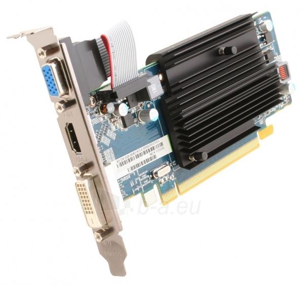 Vaizdo plokštė Sapphire Radeon R5 230, 2GB DDR3 (64 Bit), HDMI, DVI, VGA, LITE Paveikslėlis 3 iš 3 250255061343