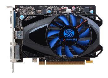 Vaizdo plokštė Sapphire Radeon R7 250 512SP Edition, 1GB GDDR5 (128 Bit), HDMI, DVI, VGA, LITE Paveikslėlis 4 iš 4 310820011605