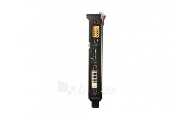 Vaizdo plokštė ZOTAC GeForce GT 710, 1GB DDR3 (64 Bit), HDMI, DVI, VGA Paveikslėlis 4 iš 7 310820011612