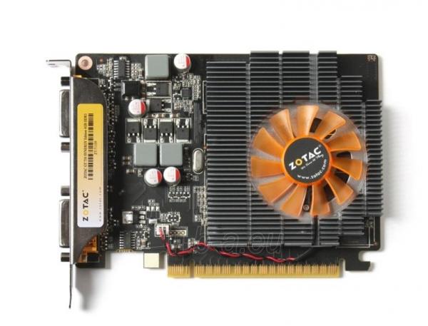Vaizdo plokštė ZOTAC GeForce GT 730 Synergy Edition, 4GB DDR3 (128 Bit), 2xDVI, miniHDMI Paveikslėlis 2 iš 8 310820011576