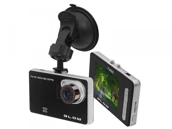 Vaizdo registratorius F460 BLOW Paveikslėlis 1 iš 3 310820094696