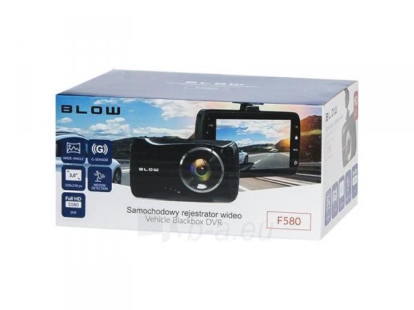 Vaizdo registratorius F580 BLOW Paveikslėlis 2 iš 2 310820166443