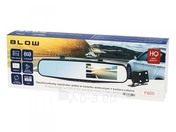 Vaizdo registratorius F600 BLOW Paveikslėlis 2 iš 3 310820168153