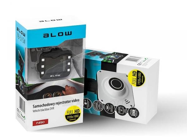 Vaizdo registratorius Vaizdo registratorius F450 BLOW Paveikslėlis 2 iš 3 310820071496