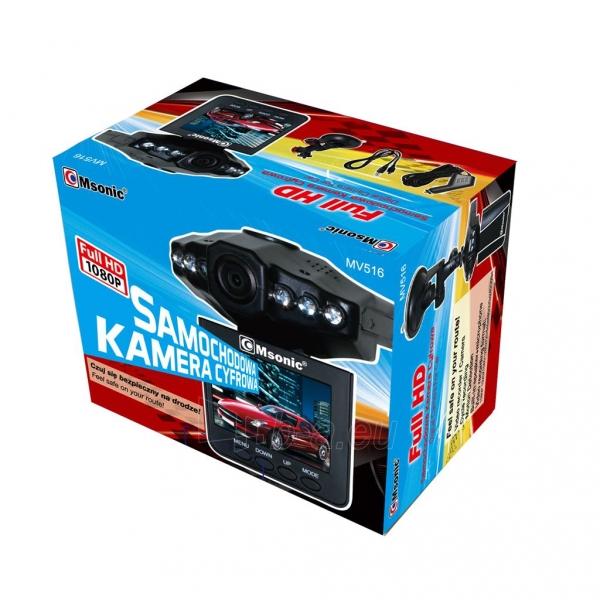 Vaizdo registratorius Vakoss multi-function driving recroder Msonic MV516 FULL HD Paveikslėlis 1 iš 2 310820071495