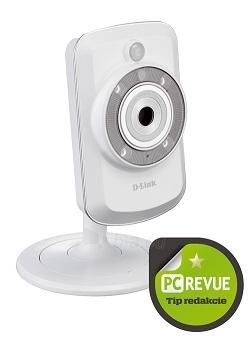 D-Link Securicam Wireless N H.264 Day & Night network camera,WPS, IR, ICR,PIR Paveikslėlis 1 iš 2 250243100489