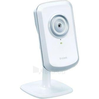 D-Link Securicam Wireless N Home IP Network Camera, WPS Paveikslėlis 1 iš 1 250243100491