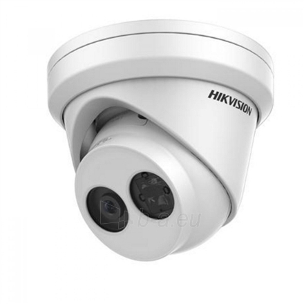 Vaizdo stebėjimo kamera Hikvision IP camera DS-2CD2335FWD-I Dome, 3 MP, 2.8mm, Power over Ethernet (PoE), IP67, IK10, H265+/H.264+, Micro SD, Max.128GB Paveikslėlis 1 iš 1 310820102749