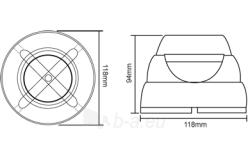 Vaizdo stebėjimo kamera P-ISR DI-360ULVF 600TV L36LED 2.8-12 Paveikslėlis 5 iš 6 250243100185