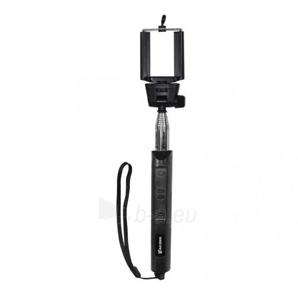 VAKOSS Bluetooth Asmenukių lazda su zoom ST-1653K juodas Paveikslėlis 1 iš 3 310820037463