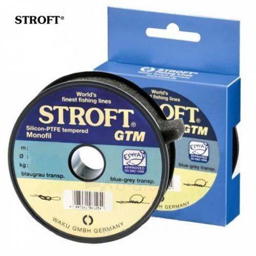 Valas Monofilamentinis STROFT GTM 0.04mm 130 m, 0.29 mm Paveikslėlis 1 iš 1 310820248000