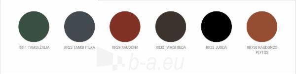 Valcuoto profilio skarda Ruukki Classic Economy A Paveikslėlis 7 iš 7 310820023725