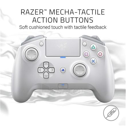 Valdiklis Razer Wireless and Wired Gaming Controller, Raiju Tournament Edition Paveikslėlis 2 iš 4 310820221442
