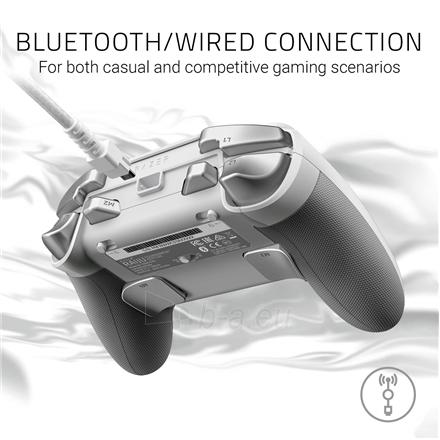 Valdiklis Razer Wireless and Wired Gaming Controller, Raiju Tournament Edition Paveikslėlis 3 iš 4 310820221442