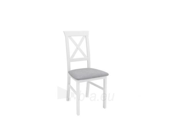 Valgomojo kėdė ALLA 3 balta Paveikslėlis 1 iš 7 310820206653