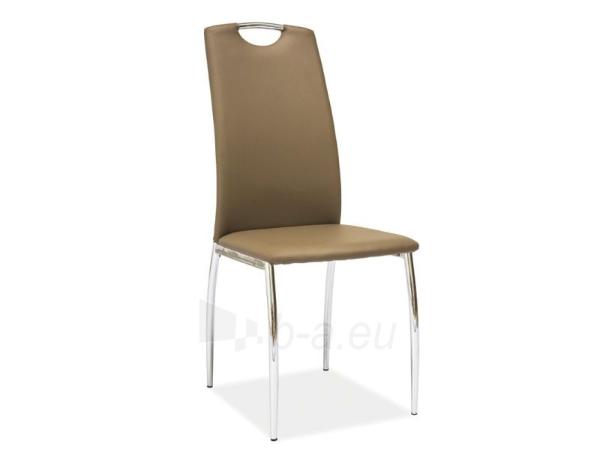 Valgomojo Kėdė H-622 latte (4 vienetai) Paveikslėlis 2 iš 2 250423000341