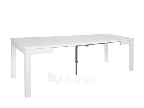 Valgomojo stalas OCEAN MAX 90 baltas Paveikslėlis 1 iš 9 310820206676