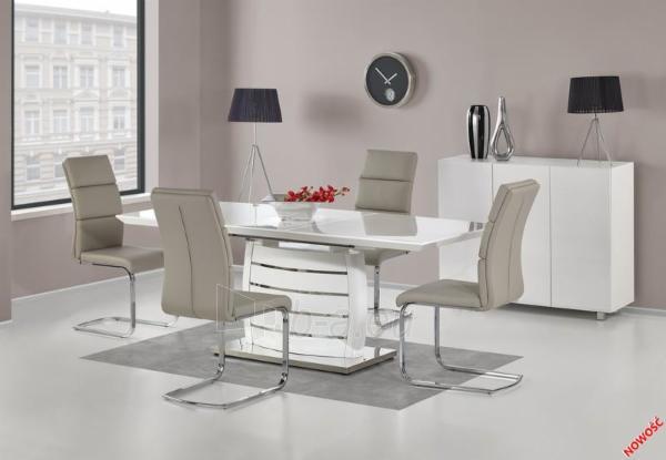 Valgomojo stalas Onyx išskleidžiamas Paveikslėlis 2 iš 4 310820090747
