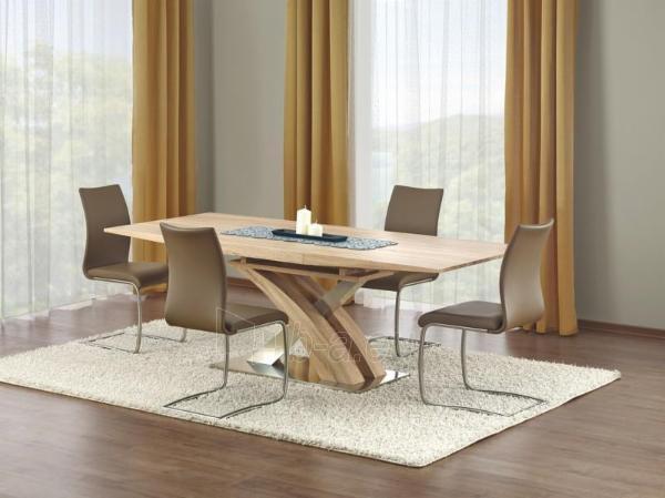 Valgomojo stalas Sandor ąžuolas sonoma Paveikslėlis 1 iš 5 310820015199