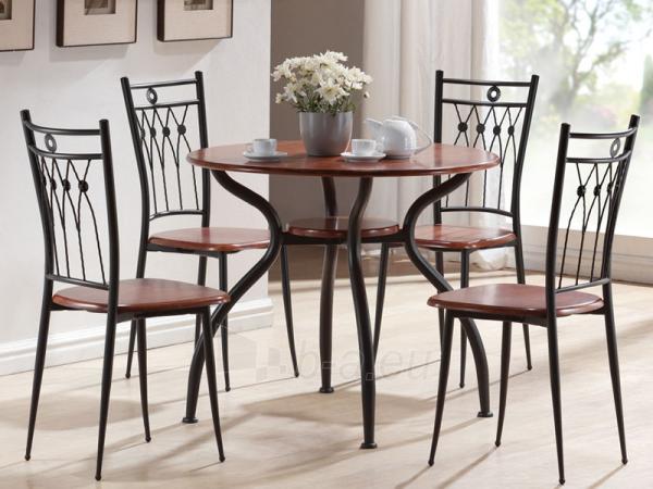 Valgomojo Stalas su kėdėmis Ambrozja I Paveikslėlis 1 iš 1 250422000231