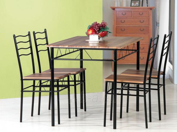 Table with chairs Esprit Paveikslėlis 1 iš 2 250422000232