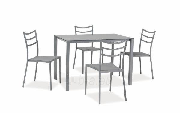 Valgomojo stalas with chairs Kendo Paveikslėlis 1 iš 2 310820018301