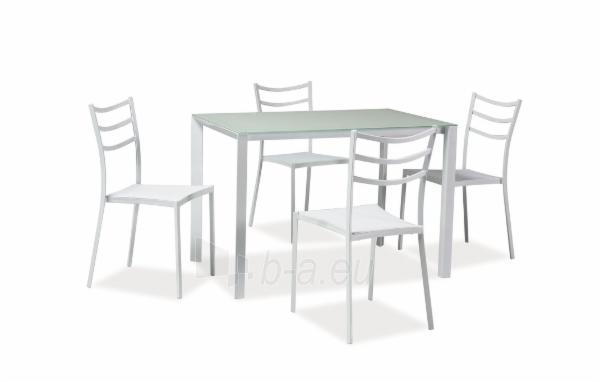 Valgomojo stalas with chairs Kendo Paveikslėlis 2 iš 2 310820018301