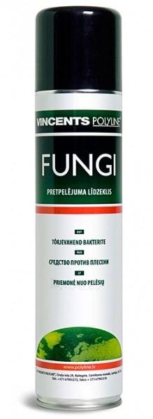 Valiklis FUNGI antibakterinis aeroz.300 ml Paveikslėlis 1 iš 1 310820018028