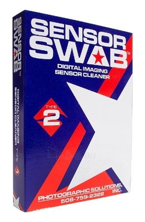 Valymo priemonė Photosol SENSOR SWAB TYPE 2 Paveikslėlis 1 iš 1 2502220409001377