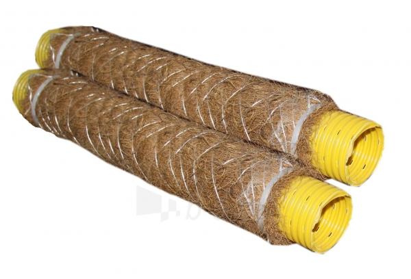 Vamzdis drenažo su kokoso plaušo filtru DN100 Paveikslėlis 1 iš 1 270518000287